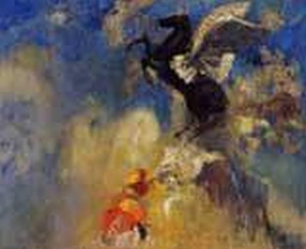 The Black Pegasus 1909 1910